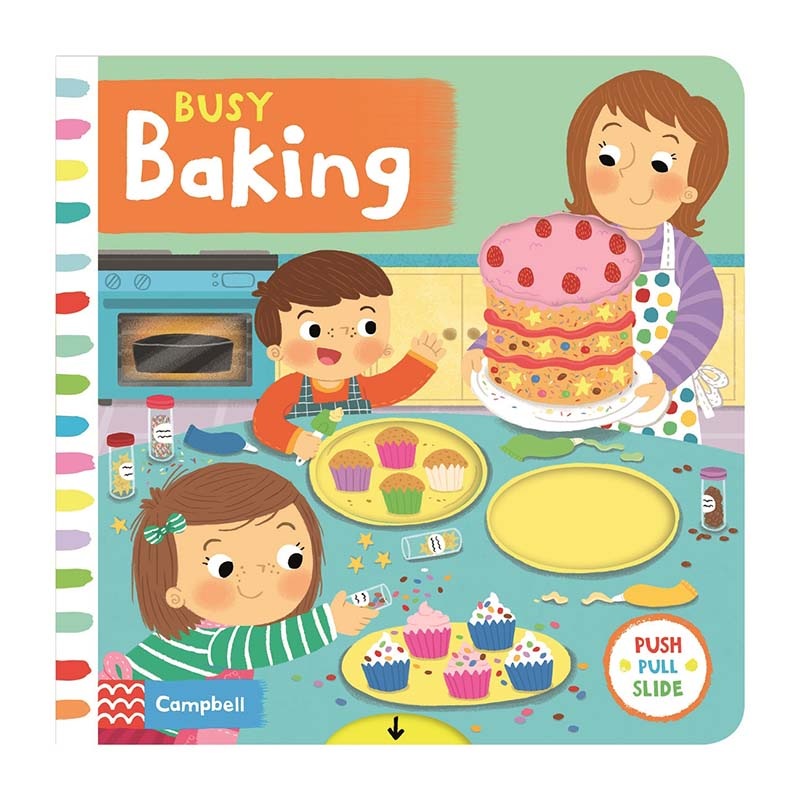Busy Baking - Jacket