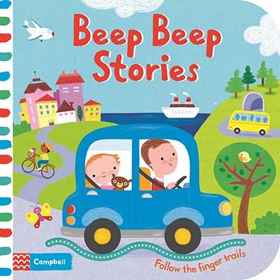 Beep Beep Stories - Jacket