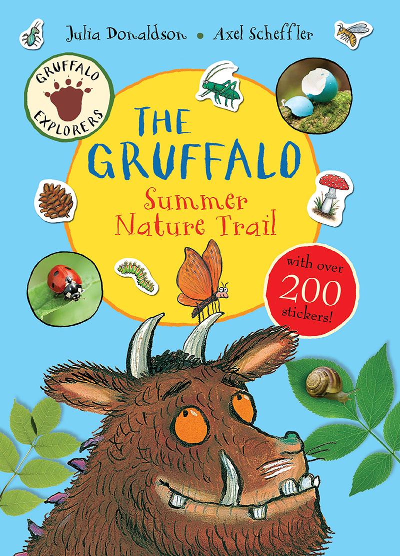 Gruffalo Explorers: The Gruffalo Summer Nature Trail - Jacket