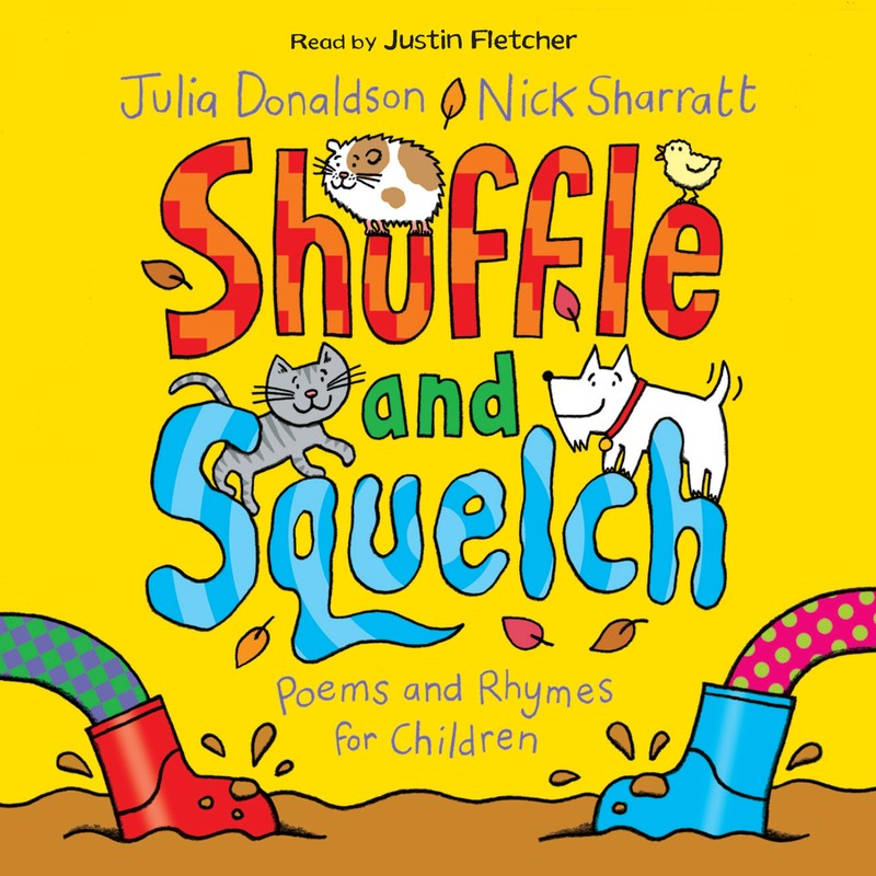 Shuffle and Squelch - Jacket