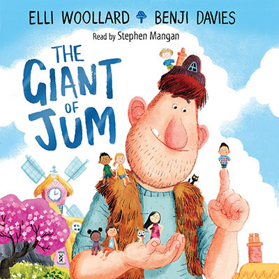 The Giant of Jum - Jacket