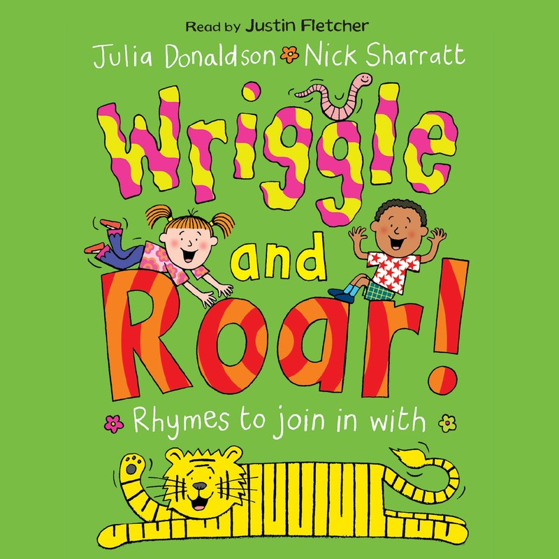 Wriggle and Roar! - Jacket
