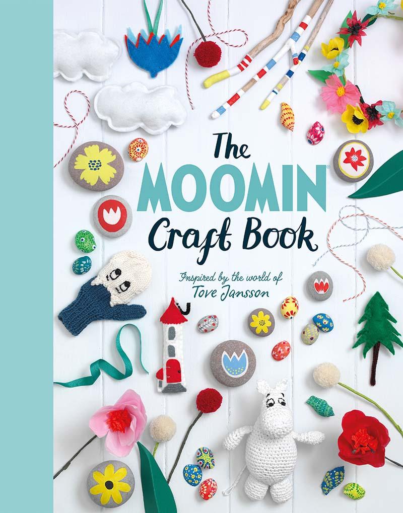 The Moomin Craft Book - Jacket