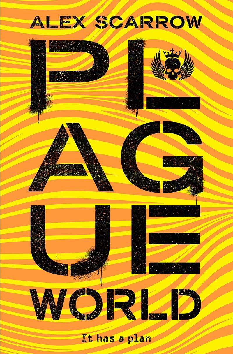 Plague World - Jacket