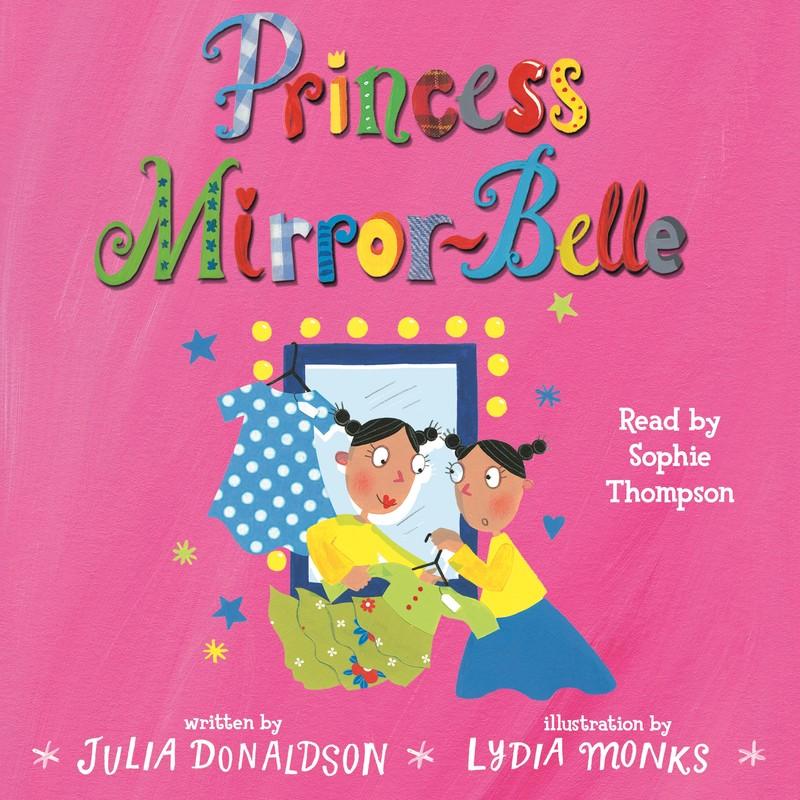 Princess Mirror-Belle - Jacket