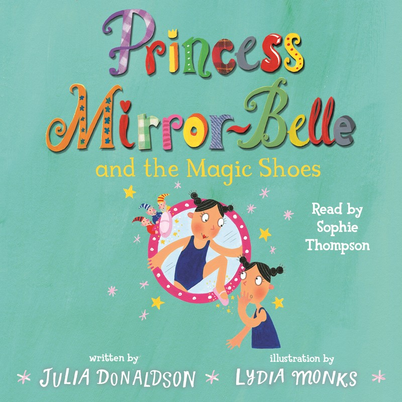 Princess Mirror-Belle and the Magic Shoes - Jacket