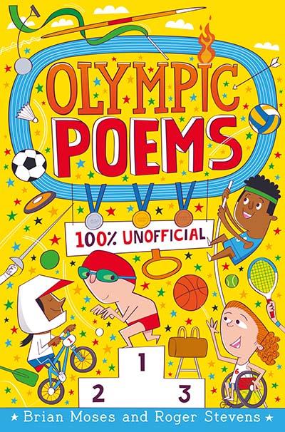 Olympic Poems - Jacket