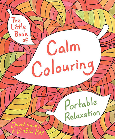The Little Book of Calm Colouring - Jacket
