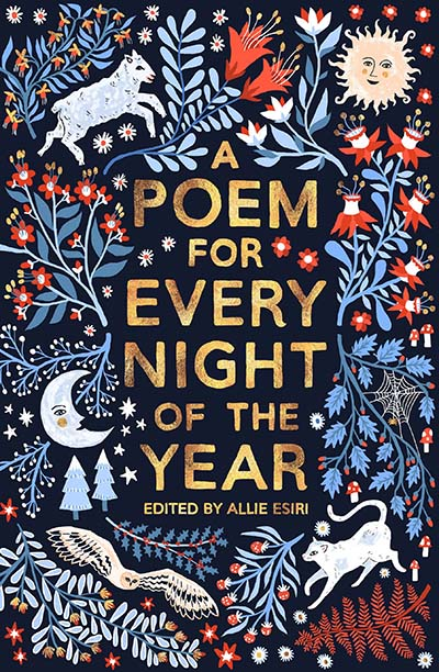 A Poem for Every Night of the Year - Jacket