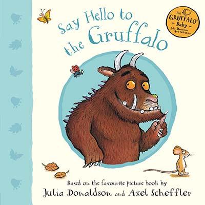 Say Hello to the Gruffalo - Jacket