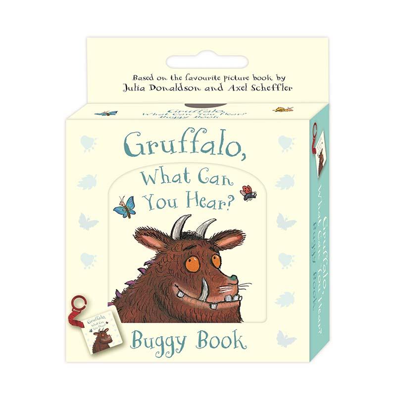 Gruffalo, What Can You Hear? - Jacket