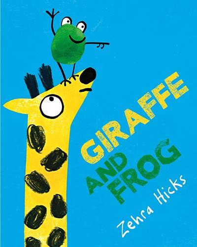 Giraffe and Frog - Jacket