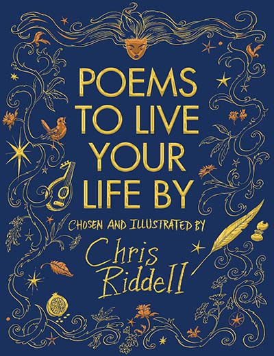Poems to Live Your Life By - Jacket