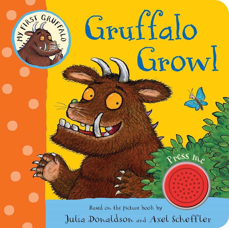 My First Gruffalo: Gruffalo Growl - Jacket