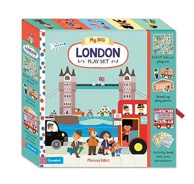 My Big London Play Set - Jacket