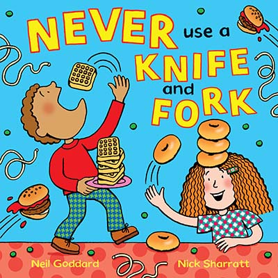 Never Use a Knife and Fork - Jacket