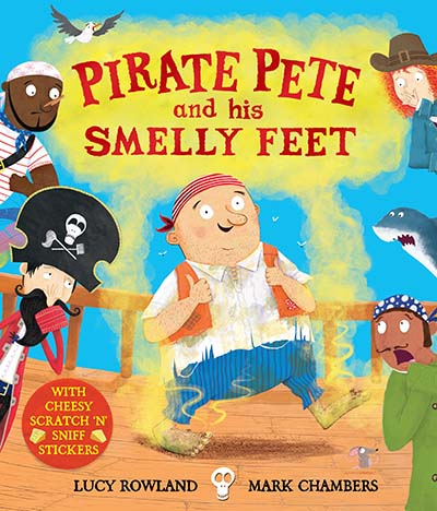 Pirate Pete and His Smelly Feet - Jacket