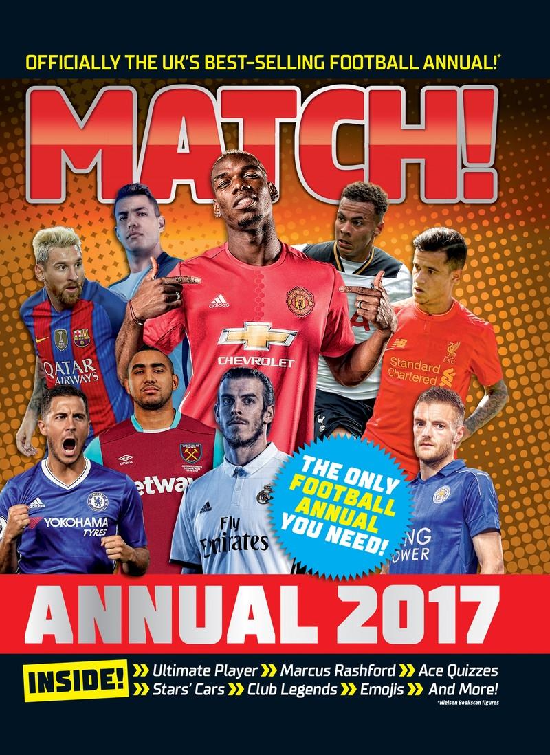 Match Annual 2017 - Jacket