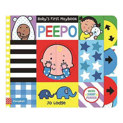 Baby's First Playbook: Peepo - Jacket
