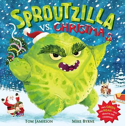 Sproutzilla vs. Christmas - Jacket