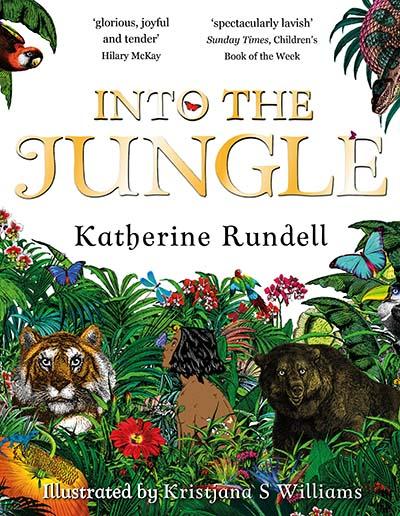 Into the Jungle - Jacket
