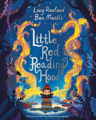 Little Red Reading Hood - Jacket