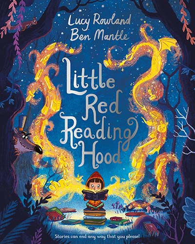 Little Red Reading Hood - Jacket