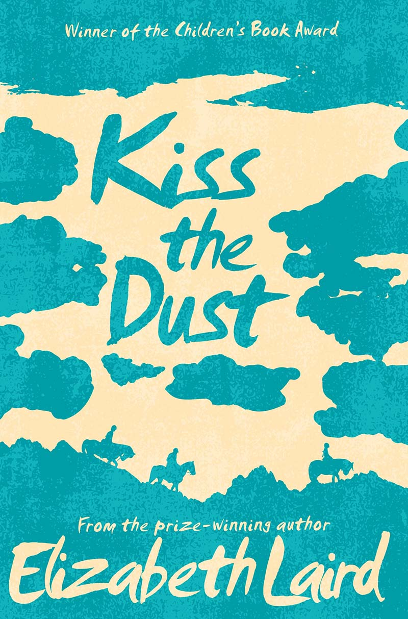 Kiss the Dust - Jacket