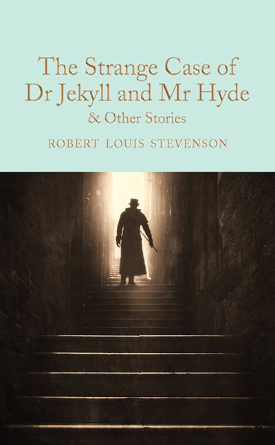 The Strange Case of Dr Jekyll and Mr Hyde - Jacket