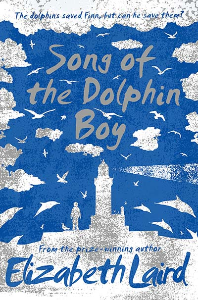 Song of the Dolphin Boy - Jacket