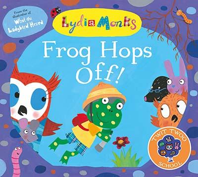 Frog Hops Off! - Jacket
