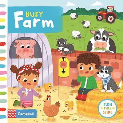 Busy Farm - Jacket