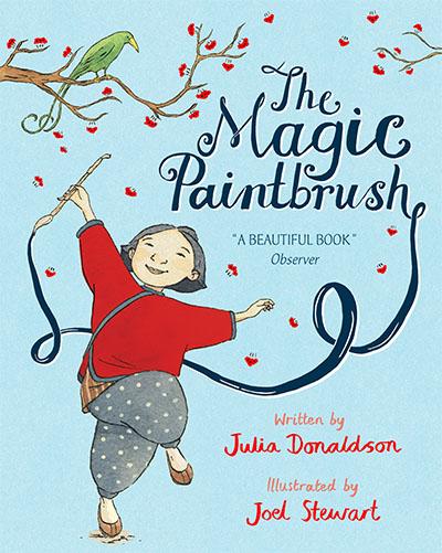 The Magic Paintbrush - Jacket