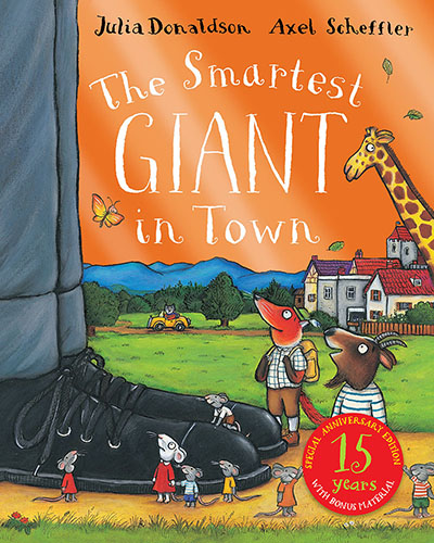 The Smartest Giant 15th Anniversary Edition - Jacket