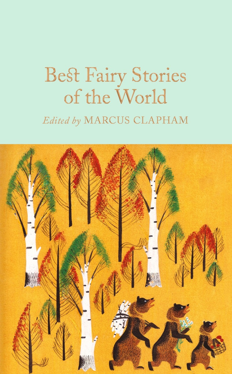 Best Fairy Stories of the World - Jacket