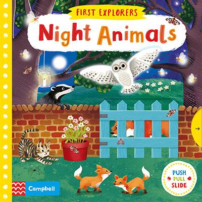 Night Animals - Jacket