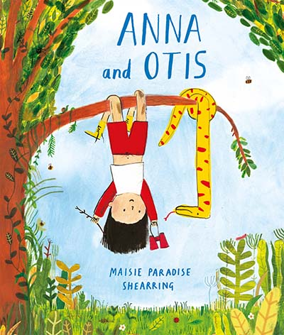 Anna and Otis - Jacket