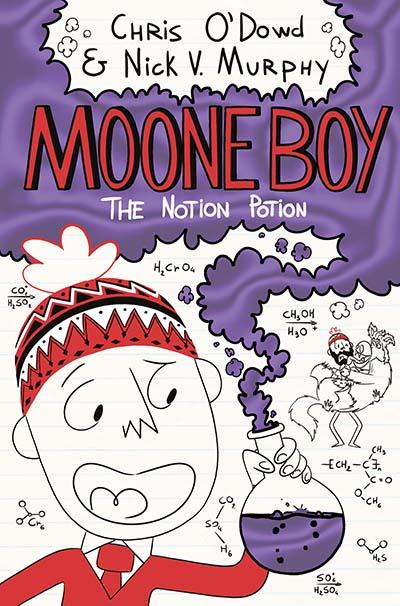 Moone Boy 3: The Notion Potion - Jacket