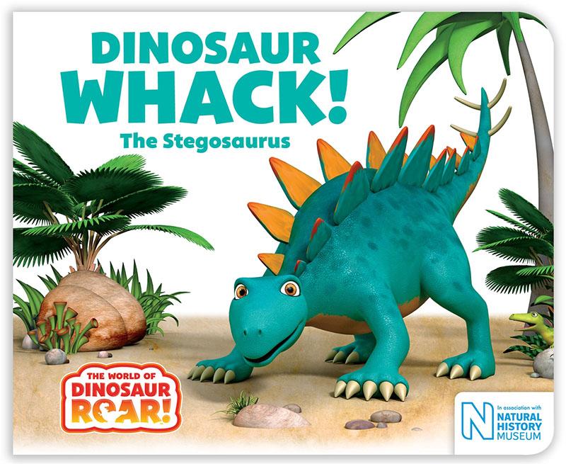 Dinosaur Whack! The Stegosaurus - Jacket