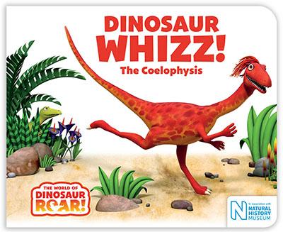 Dinosaur Whizz! The Coelophysis - Jacket