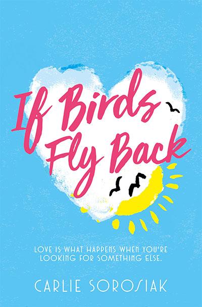 If Birds Fly Back - Jacket