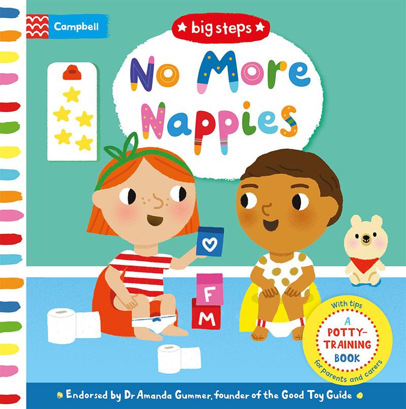 No More Nappies - Jacket