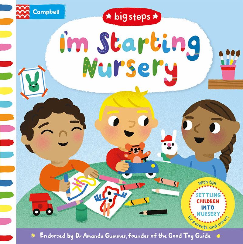I'm Starting Nursery - Jacket