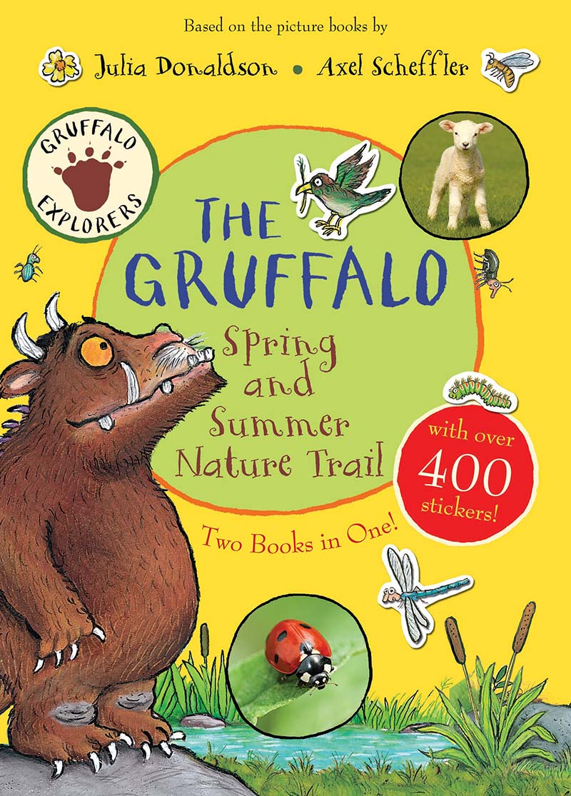 The Gruffalo Spring and Summer Nature Trail - Jacket