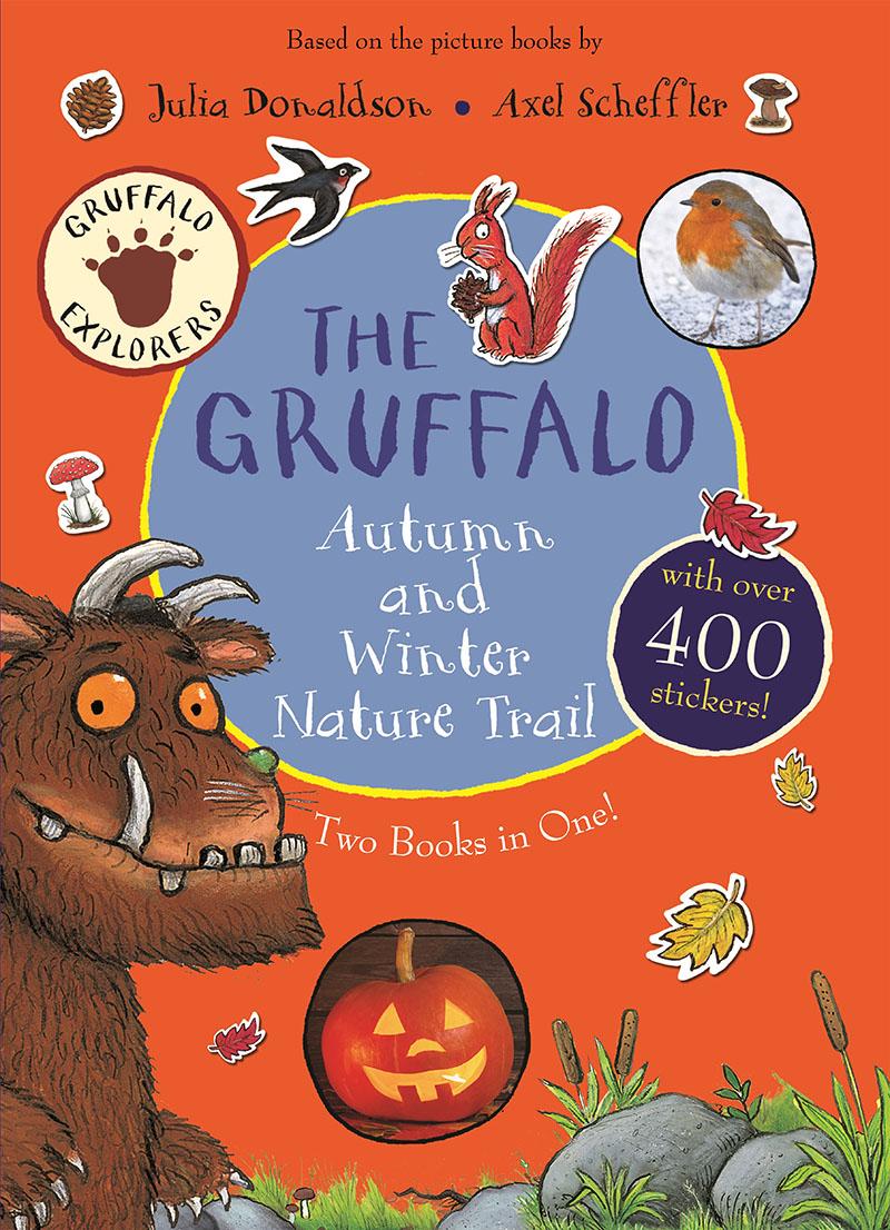 The Gruffalo Autumn and Winter Nature Trail - Jacket