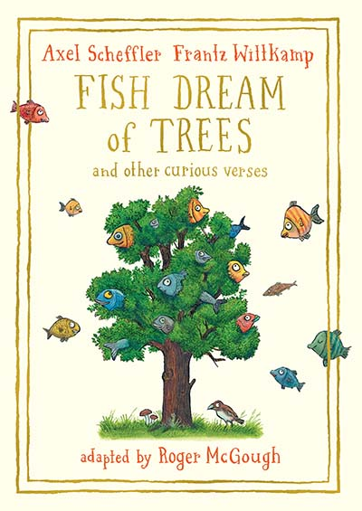 Fish Dream of Trees - Jacket