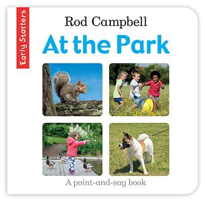 At the Park - Jacket