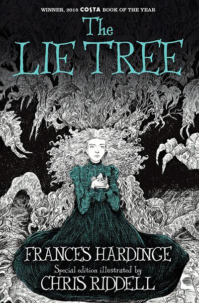 The Lie Tree: Illustrated Edition - Jacket