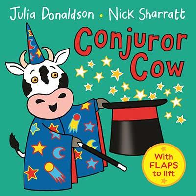Conjuror Cow - Jacket