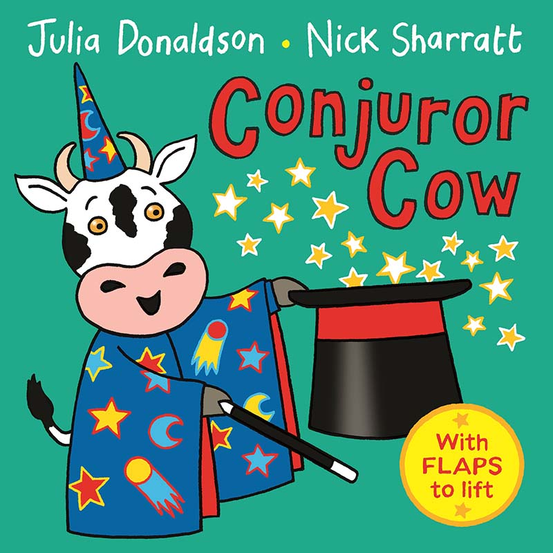 Julia Donaldson and Nick Sharratt